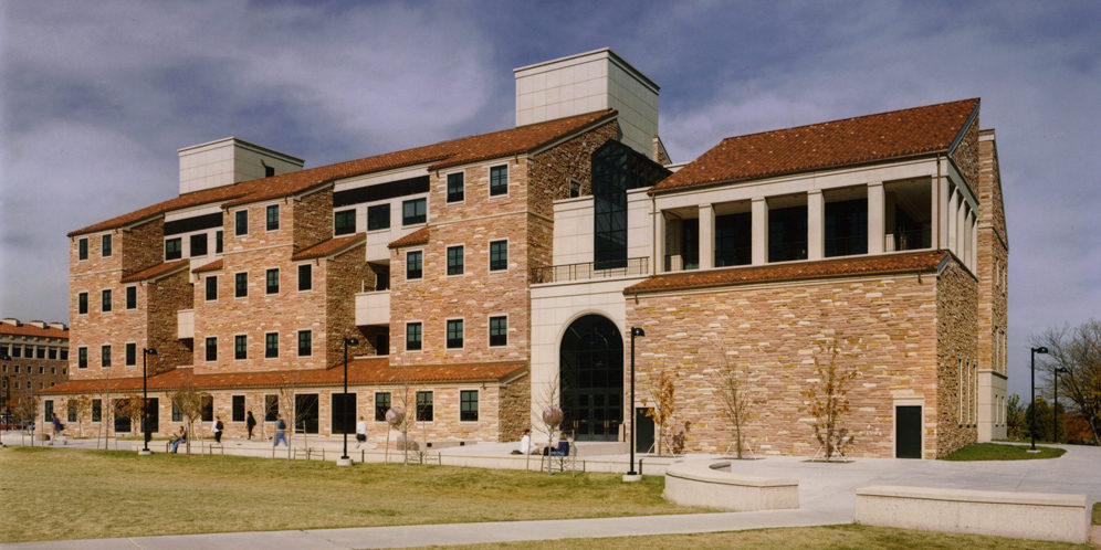 Benson Earth Sciences Building – Boulder, Colorado
